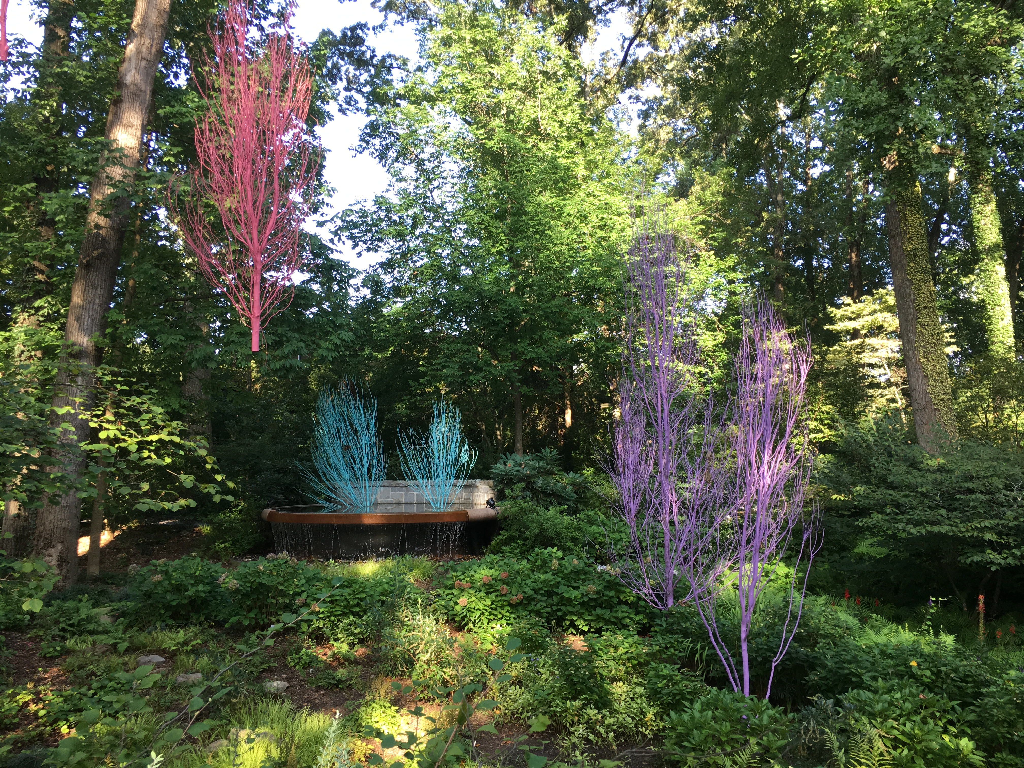 Curious Garden Exhibit at the Atlanta Botanical Garden